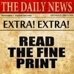 Marijuana Benefits? Read the Fine Print